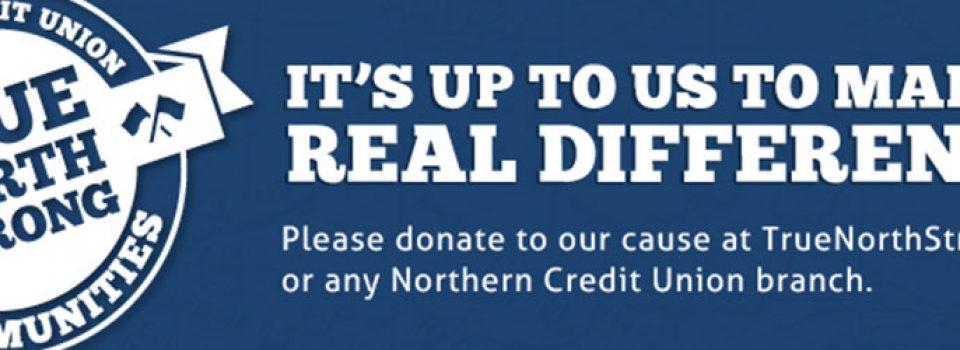 Northern Credit Union Partnership Banner Small